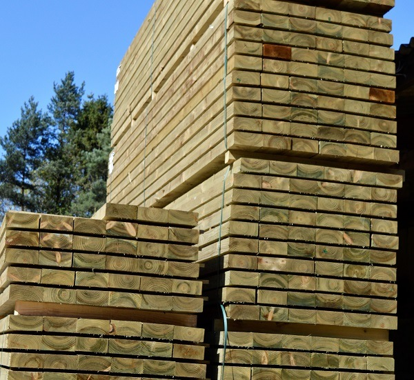 Timber-Purlins-Stacked
